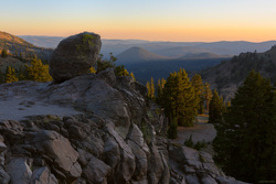 Last Light At Lassen