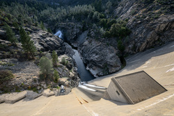 Holding Back The Tuolumne River