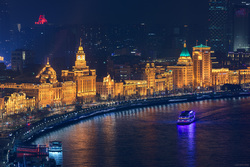 Shanghai's Golden Waterfront