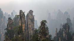 Lost In Zhangjiajie