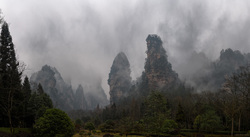 Welcome To Zhangjiajie